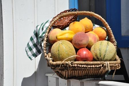 Frutas de Setembro Imagem