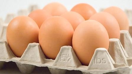 Ovos vermelhos